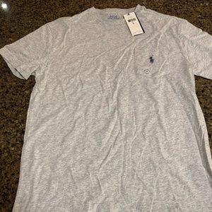 Polo Ralph Lauren T-Shirt Gray S